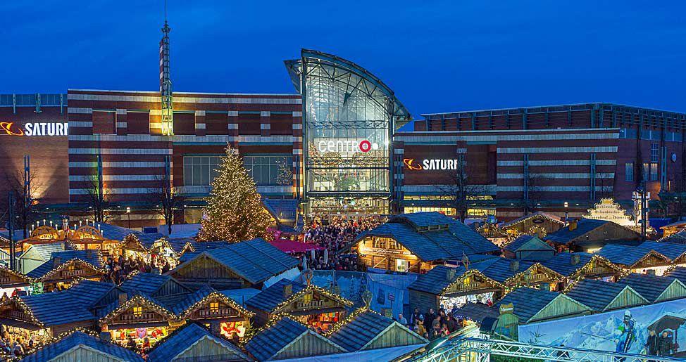 Weihnachtsmarkt im Centro Oberhausen