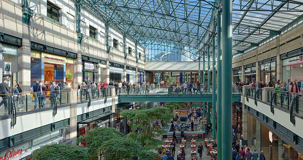shoppingcenter centro oberhausen. Black Bedroom Furniture Sets. Home Design Ideas