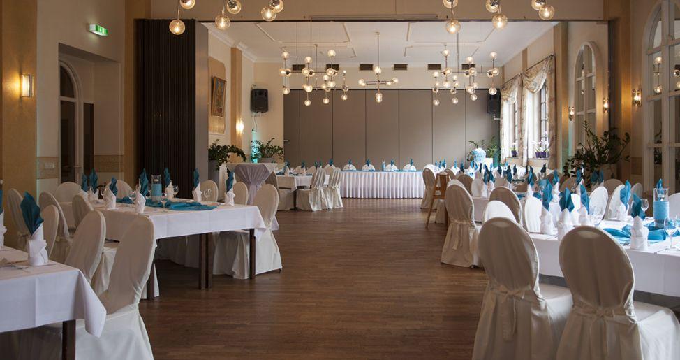 Oberhausen Tourismus Hotel Restaurant Haus Union